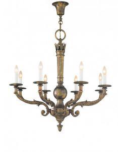 Mariner 18431 Royal Heritage 8 Light Chandelier