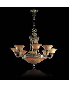 Mariner 18529 Royal Heritage 12 Light Chandelier