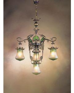 Mariner 18576 Romantic 4 Light Chandelier