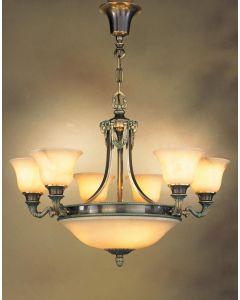 Mariner 18696.1 Royal Heritage 9 Light Chandelier