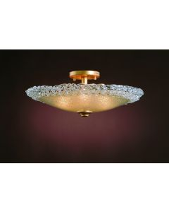 Mariner 19555 Royal Heritage 4 Light Flush Mount