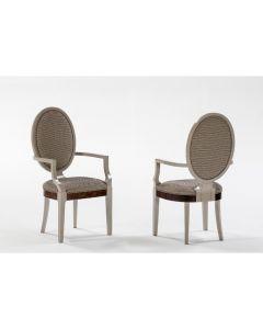 Mariner 50392 Ascot Modern Dining Arm Chair