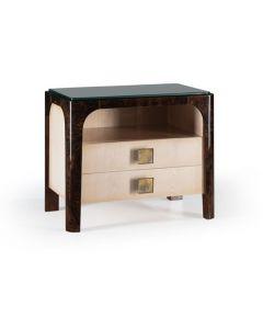 Mariner 50421 Ascot Mid Century Modern Night Table