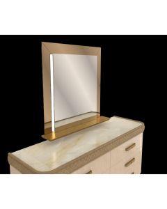 Mobilpiu Luxury MPL4104 Diamond Dresser's Mirror