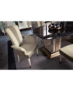 Mobilpiu Luxury MPL4127 Diamond Dining Armchair