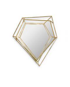 Maison Valentina MV4423 Ato Diamond Small Mirror