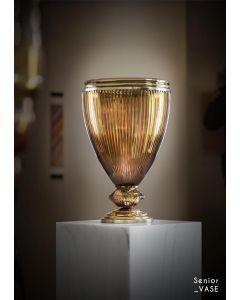Baldi Home Jewels 696913PA169LGGV Boccadoro Senior Vase