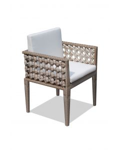 Skyline Design SKY068 Heart Dining Armchair Set