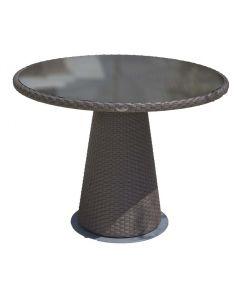 Skyline Design SKY080 Journey Round Dining Table Set