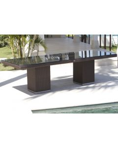Skyline Design SKY135 Pacific Large Square Dining Table Set