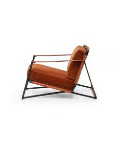 Tonino Lamborghini Casa TL2681 Rome Chair Cushions In Leather