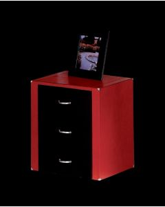 Tonino Lamborghini Casa TLC017 Monte Carlo Office 3 Door Drawer Cabinet