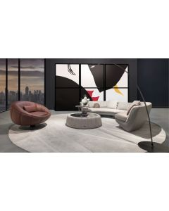 Tonino Lamborghini Casa TLC3610 Toledo Coffee Table
