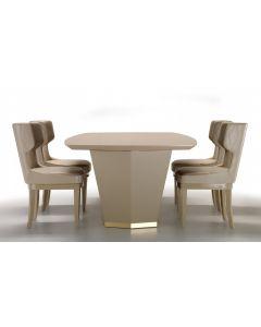 Tonino Lamborghini Casa TL365-9 Long Beach Dining Chair