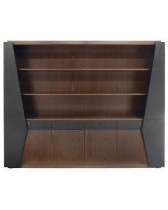 Tonino Lamborghini Casa TL367-0 Gt Office Bookcase & Etagere