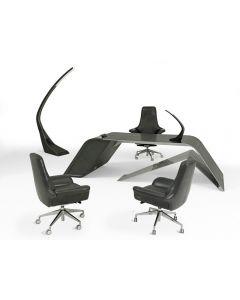 Aston Martin Interiors V004/A V Series Executive Desk