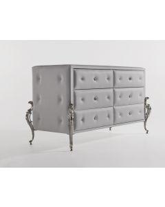 Valente VAL2369 Leopold 6 Drawers Dresser