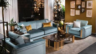 8 Tips for an Elegant and Luxurious Contemporary Living Room