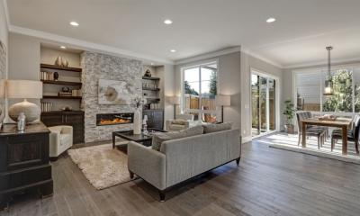 2 Ways To Add Warmth and Character To Your Luxe Living Space