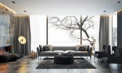 Minimalist Meets Luxury: 3 Design Ideas for Your Living Room