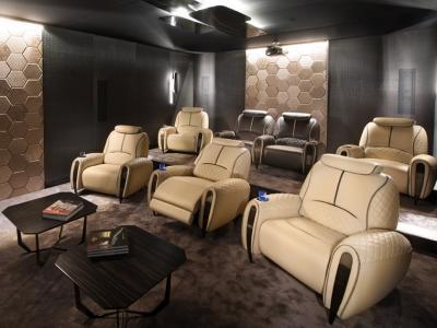 Tonino Lamborghini Casa YAS Armchair