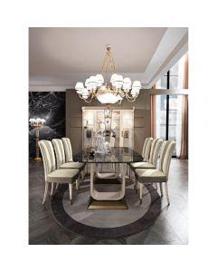 mobilpiu luxury dining table